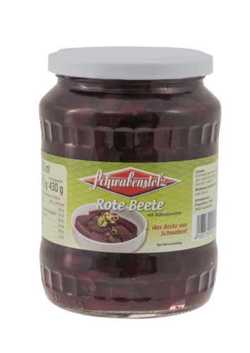 Rote Beete 720 ml